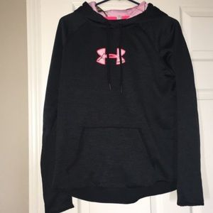 Pink Camo Under Armour Hoodie. $35 OBO